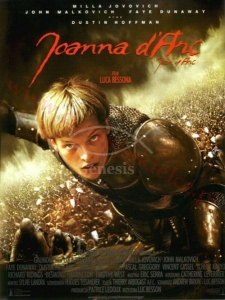 FILM DVD JOANNA D'ARC