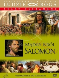 FILM DVD MĄDRY KRÓL SALOMON